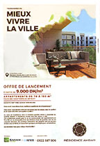Immobilier maroc -keriximmo.net- R�sidence Ambar